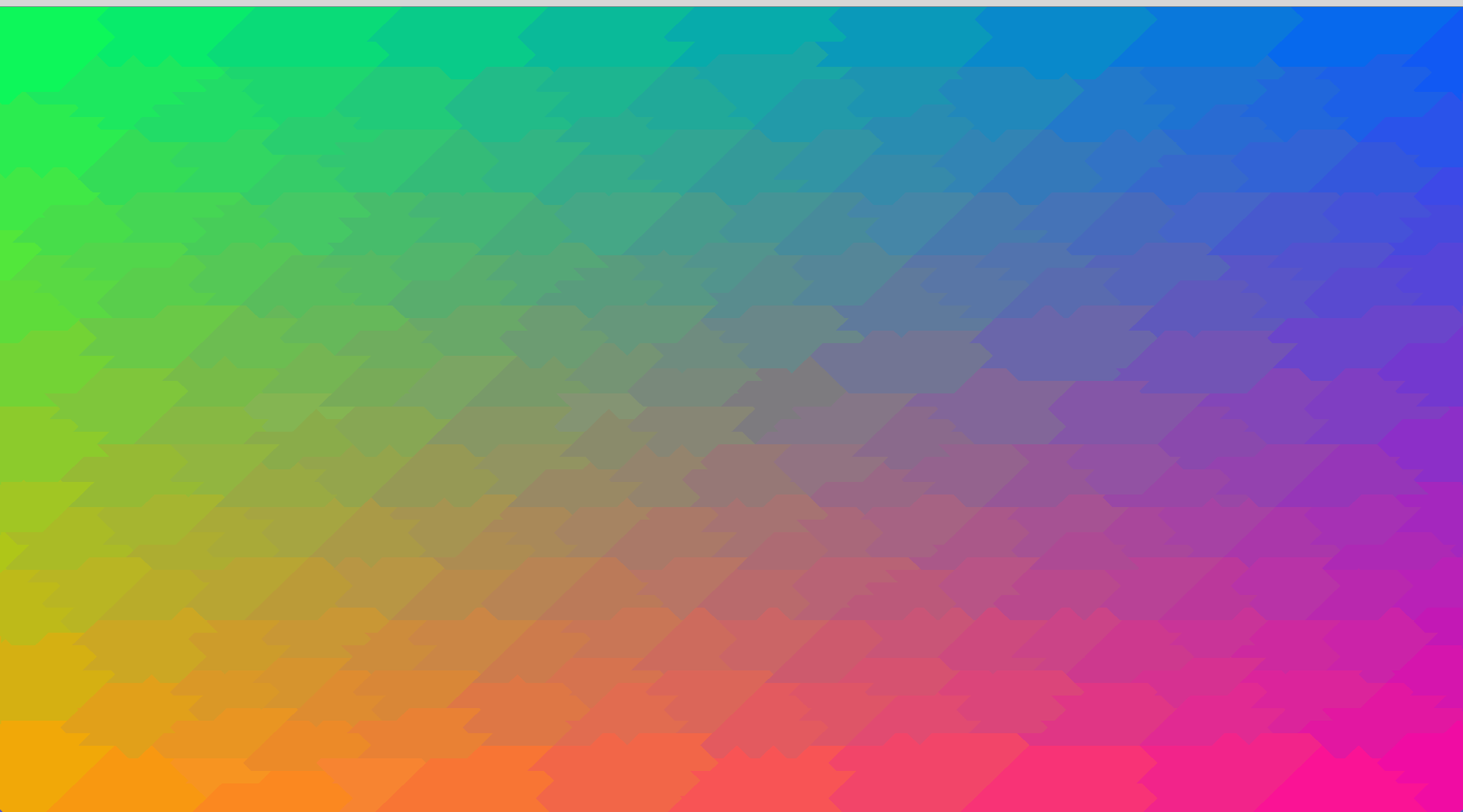 css gradients with background blend mode